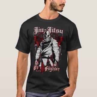 Crânio de Jiu-Jitsu Camiseta
