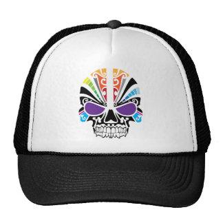 Crânio do arco-íris do Voodoo Boné