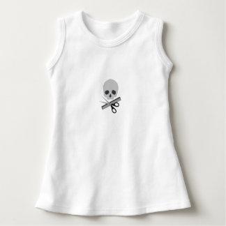 Crânio do barbeiro tshirts