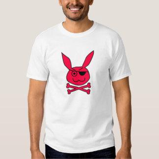 crânio do coelho tshirts