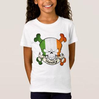Crânio do irlandês de Healy Camiseta