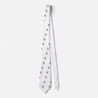 crânio do veneno da morte gravata