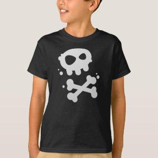 Crânio e ossos tshirt