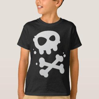Crânio e ossos tshirts
