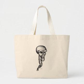 Crânio & espinha bolsa para compra