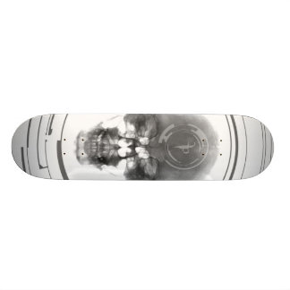 Crânio falso da realidade de TFP Shape De Skate 18,1cm