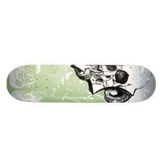 Crânio legal e gráficos que você pode personalizar shape de skate 20,6cm