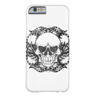 Crânio tribal capa barely there para iPhone 6