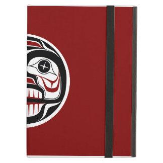 Crânio Weeping do Haida noroeste da Costa do Capa Para iPad Air