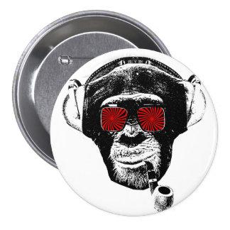 crazy monkey bóton redondo 7.62cm