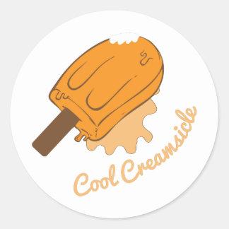 Creamsicle legal adesivo
