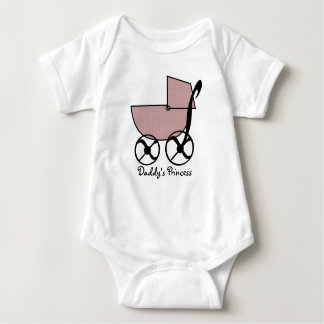 Creeper da criança do carrinho de bebê camiseta