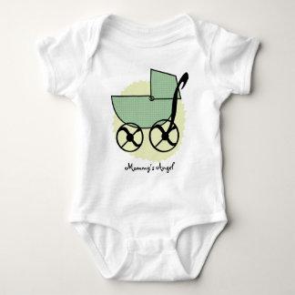 Creeper da criança do carrinho de bebê tshirts