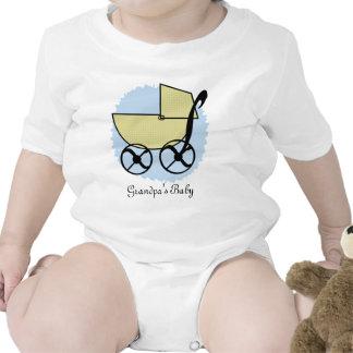 Creeper da criança do carrinho de bebê macacãozinho para bebês