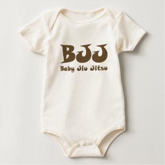 Creeper de Jiu Jitsu do bebê Macacãozinho Para Bebê