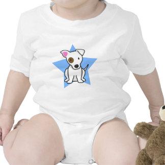 Creeper do bebê de Jack Russell da estrela de Macacãozinhos Para Bebê
