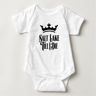 Creeper do bebê - personalizado camiseta