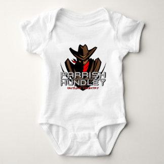 Creeper foragido do país de Parrish-Hundley T-shirts