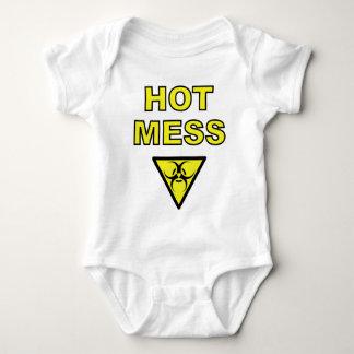 Creeper quente da criança da confusão body para bebê