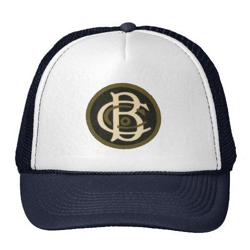Cremo que fabrica cerveja o chapéu do logotipo do  bonés