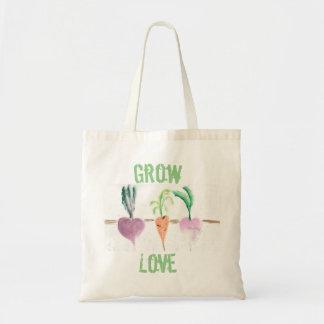 Cresça o bolsa do amor