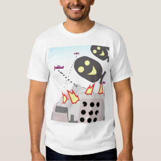 crescimento camisetas
