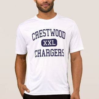 Crestwood - carregadores - alto - alturas de camiseta