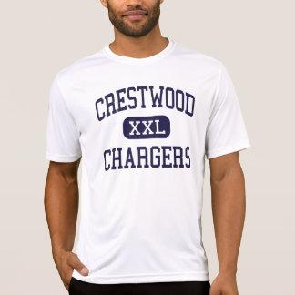 Crestwood - carregadores - alto - alturas de tshirts