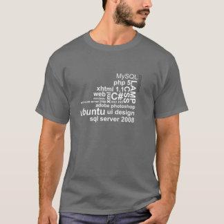 criação camiseta