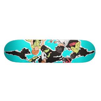 Criação das crianças shape de skate 18,7cm