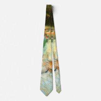 Criança 1900 dos cuidados gravata