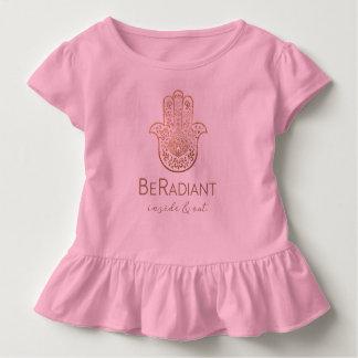 Criança da camisa do plissado de BeRadiant