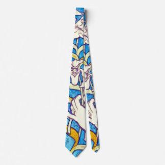 Criança de flor 1895 gravata