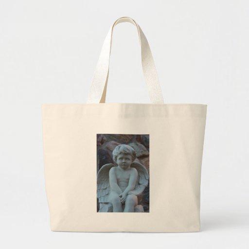 Criança do anjo bolsa de lona