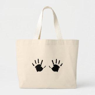 Criança Handprints Bolsa Para Compra