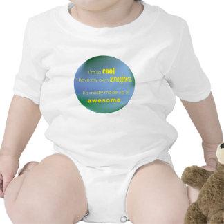 Criança impressionante T da atmosfera T-shirts