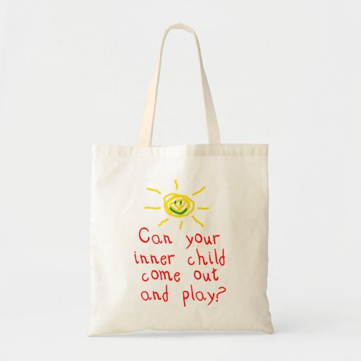 Criança interna bolsas para compras