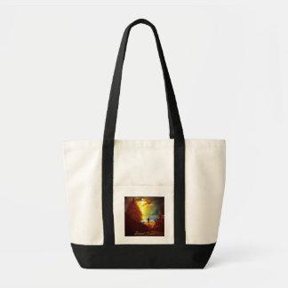 Criança na pintura transversal bolsas
