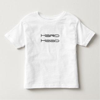 Criança principal dura T T-shirt