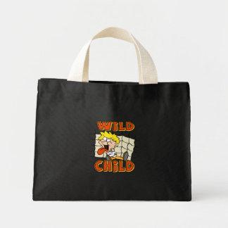 Criança selvagem bolsa