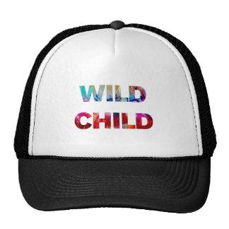 Criança selvagem bones
