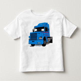 Criança T-Shir do caminhão Camiseta Infantil