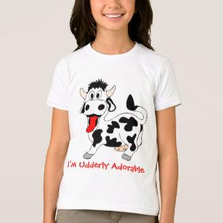 Crianças, eu sou Udderly adorável Camiseta