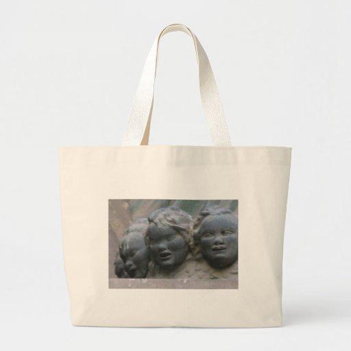Crianças medievais bolsa de lona