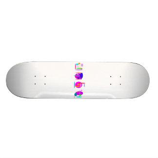 Crianças Shape De Skate 21,6cm