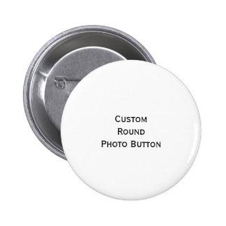 Criar o botão redondo feito sob encomenda do Pin Bóton Redondo 5.08cm