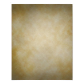 Criar seu poster da textura do pergaminho