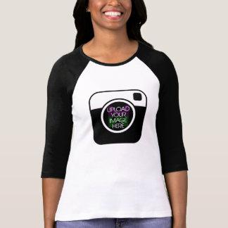 Criar seu próprio Bella 3/4 de t-shirt do Raglan