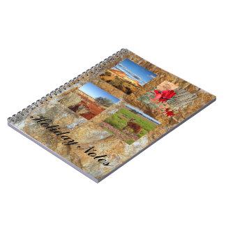 Criar seu próprio caderno da foto