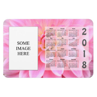 Criar seu próprio calendário 2018 ímã
